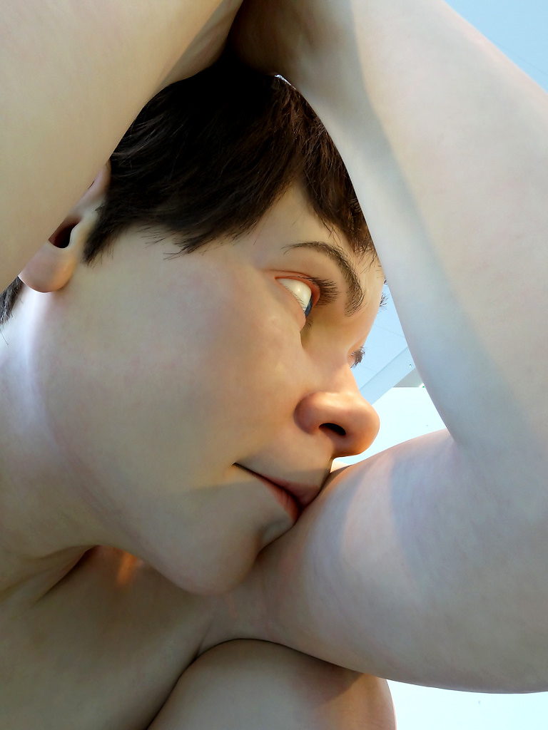 Ron Mueck- 2